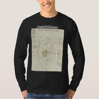 Tee-shirt biology zoology T-Shirt