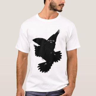 tee-shirt black birds Jean Marie Moyer T-Shirt