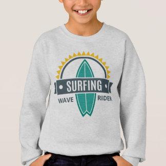 Tee-shirt Boy Surfing Sweatshirt