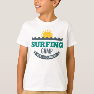 Tee-shirt Boy Surfing T-Shirt
