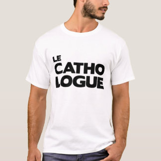 "Tee-shirt ""Cathologue "" T-Shirt"