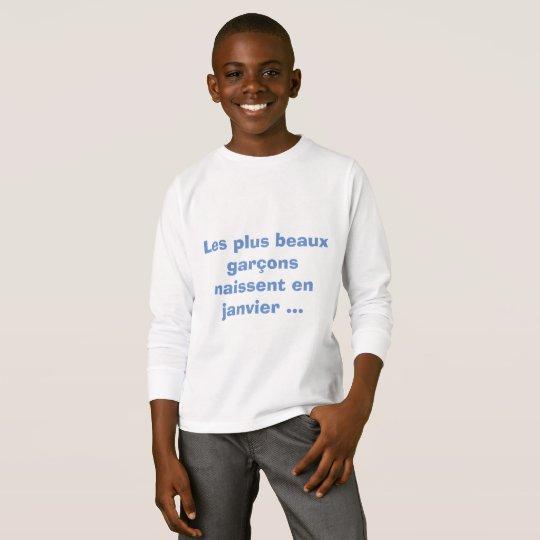Tee-shirt child boy T-Shirt