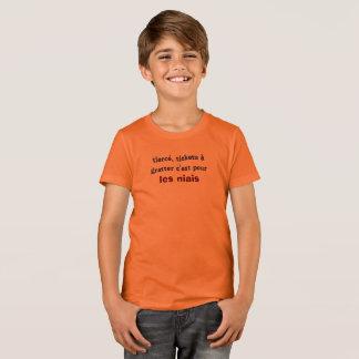 """tee-shirt child """"not denied """" T-Shirt"""