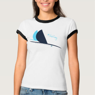 TEE-SHIRT COTTON #Sailing T-Shirt