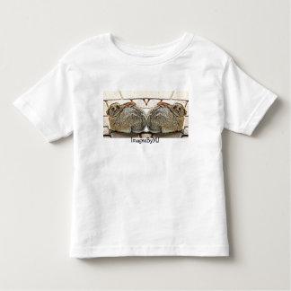 Tee - shirt de lapins de DOS T Shirt