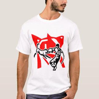 Tee-shirt defence 3 malinois T-Shirt