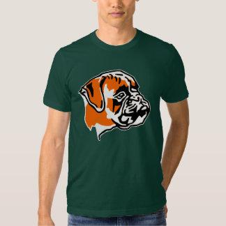tee-shirt dog boxer shirt