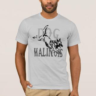 tee-shirt dog malinois horse T-Shirt