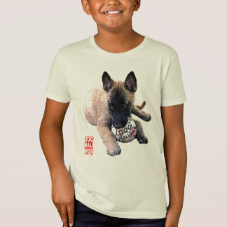 tee-shirt dog malinois T-Shirt