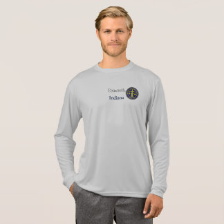 tee-shirt Evansville city, Indiana, the USA T-Shirt