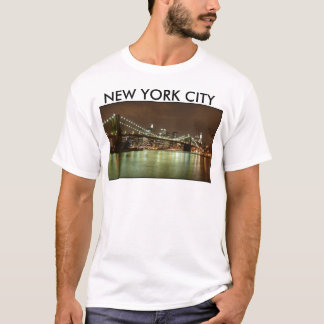 Tee-shirt Green Man - New York City T-Shirt