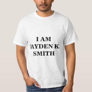 Tee-shirt I AM JAYDEN K. SMITH T-Shirt
