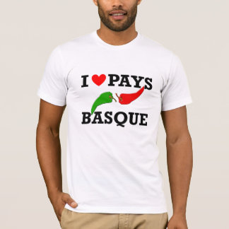TEE-SHIRT I COILS PAYS BASQUE T-Shirt