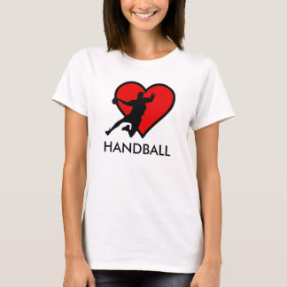 Tee-shirt, I Like Handball T-Shirt