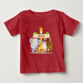 Tee-shirt Jersey End Baby Animals Baby T-Shirt