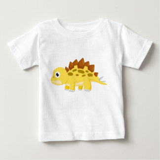 Tee-shirt Jersey End Baby Dinosaur Baby T-Shirt