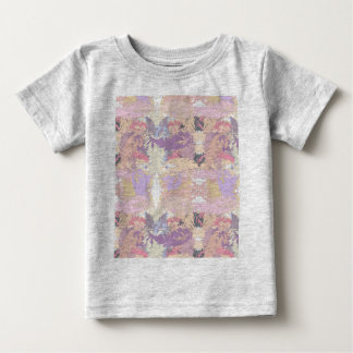 Tee-shirt jersey Fine for baby, Feathers Baby T-Shirt