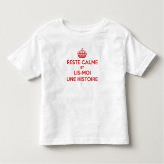 Tee-shirt Keep Calm French History Shirts
