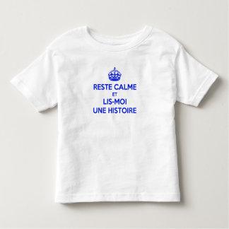 Tee-shirt Keep Calm French History T-shirts