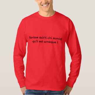 tee-shirt long sleeve ch' Ti T-Shirt