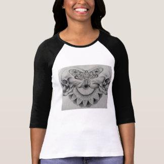 Tee-shirt long sleeve Skull' sphinx T-Shirt