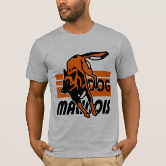 tee-shirt malinois of dog malinois T-Shirt