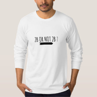 Tee-shirt Men long sleeves by French Blind T-Shirt