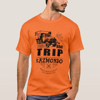 Tee-shirt Men - ROAD TRIP KAZMONDO T-Shirt