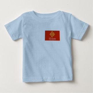 "tee-shirt ""Occitanie"" Southern France Baby T-Shirt"