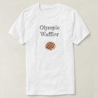 Tee shirt Olympic Waffler