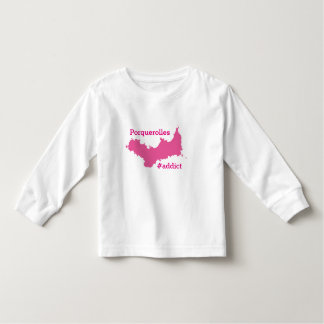 Tee-shirt Porquerolles ©Steph2 Toddler T-shirt