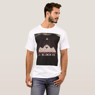 Tee shirt print on a tee shirt