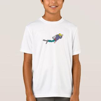 """tee-shirt """"scuba diving """" T-Shirt"""