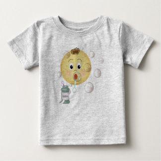 "tee-shirt ""soap bubbles "" baby T-Shirt"