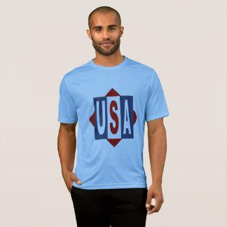 TEE-SHIRT THE USA SPORT TEAK T-Shirt