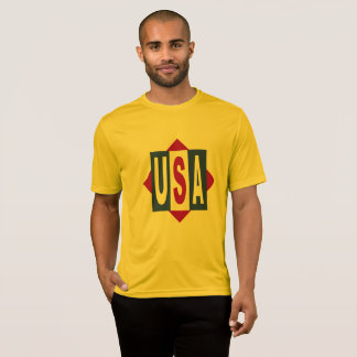TEE-SHIRT THE USA SPORT TEAK T-Shirt
