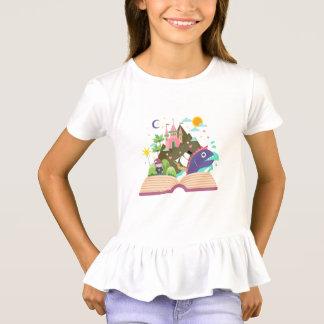Tee-shirt To dishevel Girl Fairy/Princesses T-Shirt