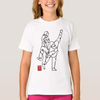 Tee-shirt UNBALANCES Sport-Teak girl T-Shirt
