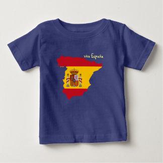 "tee-shirt ""Viva España "" Baby T-Shirt"