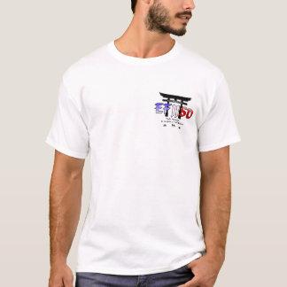 Tee-shirt white Man EFJJSD T-Shirt