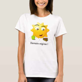Tee-shirt woman Tomorrow mode! T-Shirt