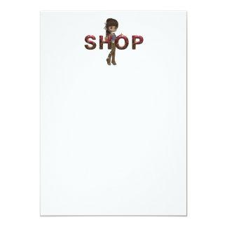 TEE Shop Card