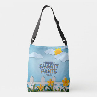 TEE Smarty Pants Crossbody Bag