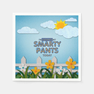 TEE Smarty Pants Disposable Napkin