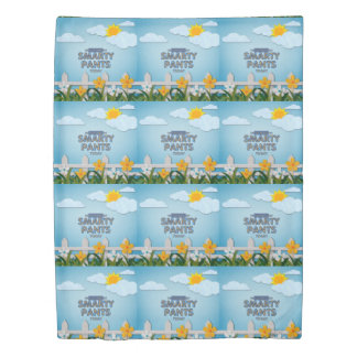TEE Smarty Pants Duvet Cover