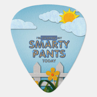 TEE Smarty Pants Guitar Pick