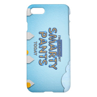 TEE Smarty Pants iPhone 7 Case