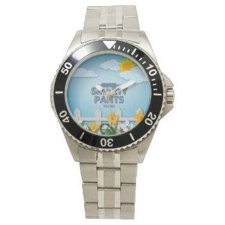 TEE Smarty Pants Wrist Watch