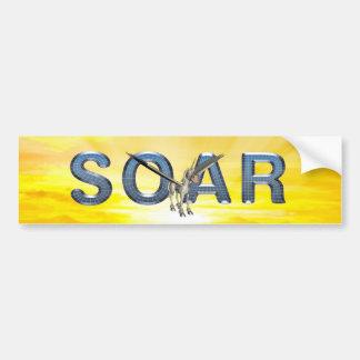 TEE Soar Bumper Sticker