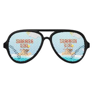 TEE Summer Girl Aviator Sunglasses